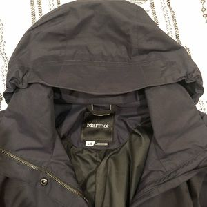Marmot Long Rain Jacket